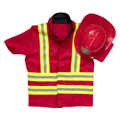 Kiddie Connect Firefighter Costume