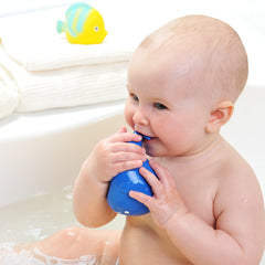 Caaocho Kala The Blue Whale Baby Bath Toy Baby Chewing