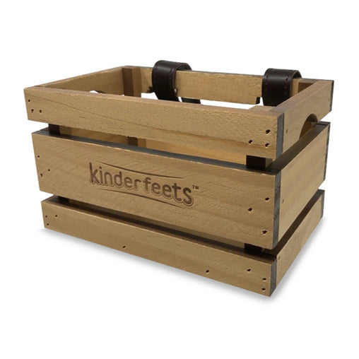 Kinderfeets Balance Bike Carry Crate with Straps
