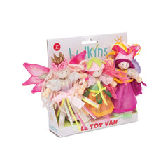 Le Toy Van Budkins Doll Garden Fairy Set Packaging