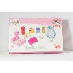 Le Toy Van Daisy Lane Furniture Set Packaging