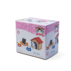 Le Toy Van Daisy Lane Pet Accessory Set Packaging