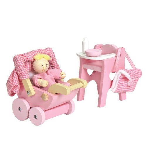 Le Toy Van Daisy Lane Nursery Accessory Set