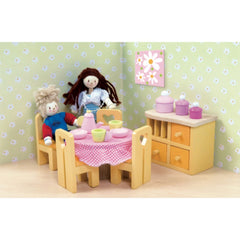 Le Toy Van Sugar Plum Dining Room 2