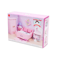 Le Toy Van Sugar Plum Master Bedroom Packaging