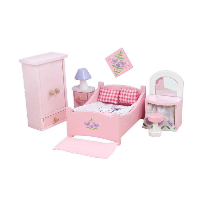 Le Toy Van Sugar Plum Master Bedroom