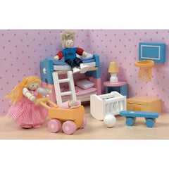 Le Toy Van Sugar Plum Child Bedroom 2