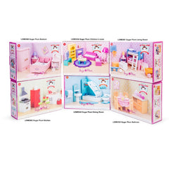 Le Toy Van Sugar Plum Child Bedroom Range