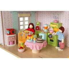 Le Toy Van Daisy Lane Tea Time Kitchen Accessory Pack 2