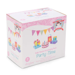 Le Toy Van Daisy Lane Party Time Accessory Pack Packaging
