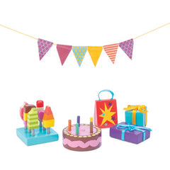 Le Toy Van Daisy Lane Party Time Accessory Pack