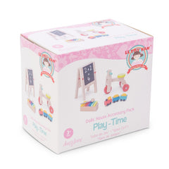 Le Toy Van Daisy Lane Play Time Accessory Pack Packaging