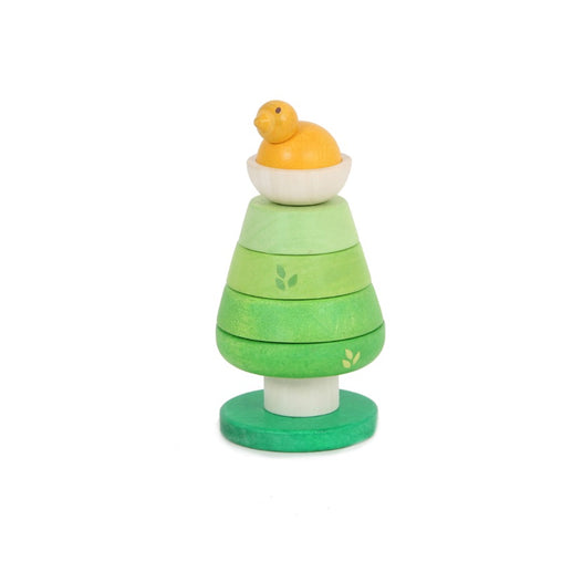 Le Toy Van Petilou Wooden Tree Top Stacker