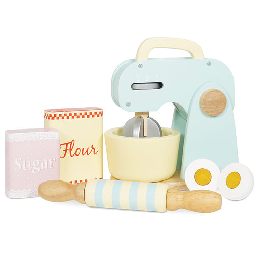 Le Toy Van Honeybake Mixer Set Contents