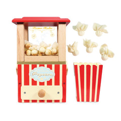 Le Toy Van Honeybake Play Food Popcorn Machine