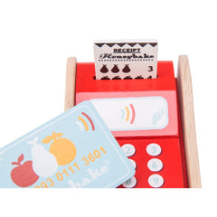 Le Toy Van Honeybake Card Machine 3