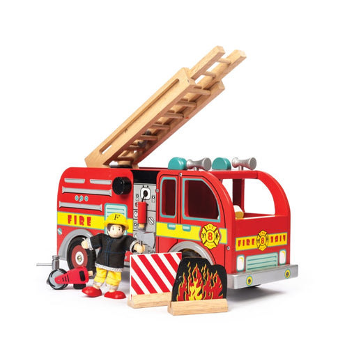 Le Toy Van Fire Engine Set