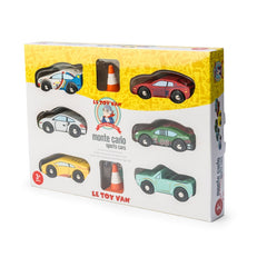 Le Toy Van Monte Carlo Sports Car Set Packaging
