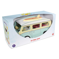 Le Toy Van Holiday Campervan Packaging