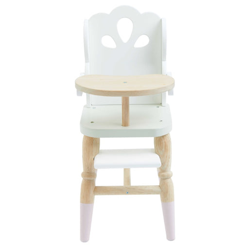 Le Toy Van Honeybake Doll High Chair Front