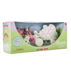 Le Toy Van Fairybelle Carriage and Unicorn Packaging