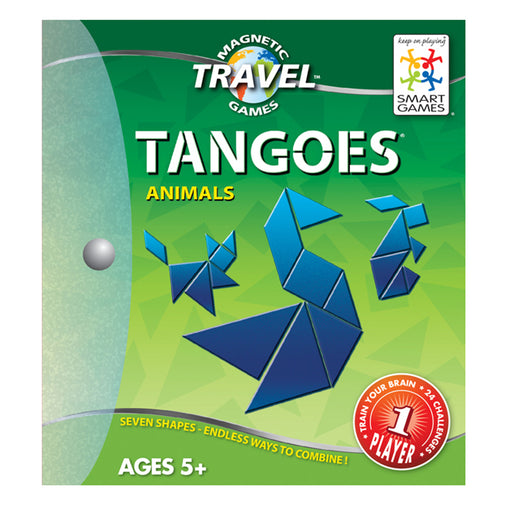 Smart Games Tangoes Animals Magnetic Travel Game