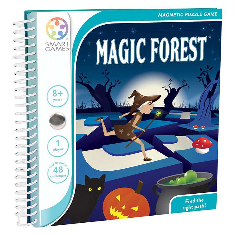 Smart Games Magic Forest Magnetic Travel Game Cover