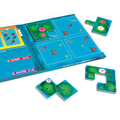 Smart Games Waterworld Magnetic Travel Game