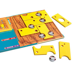 Smart Games Brain Cheeser Magnetic Travel Game