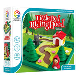 Little Red Riding Hood Deluxe Single Player Multi Level Logic Puzzle Challenge