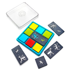 Smart Games Colour Catch Single Player Multi Level Strategy Game Contents