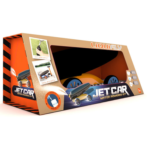 Liquifly Jet Water Car Box