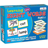 Learning to Read Sight Words