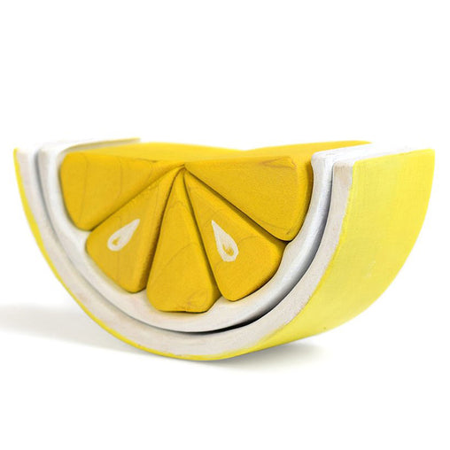 Bumbu Toys Lemon Stacker