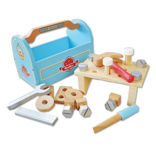 Indigo Jamm Little Carpenters Tool Box Contents