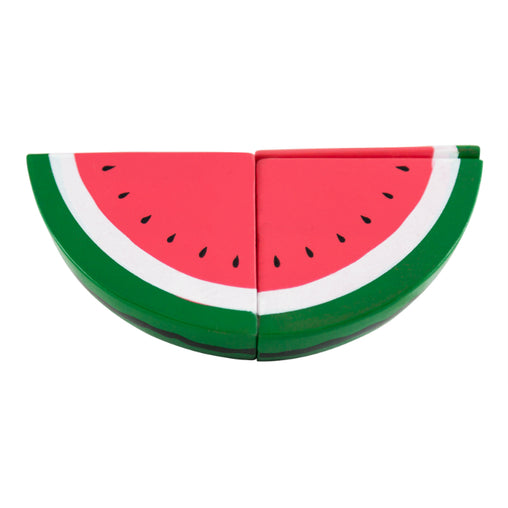 Make Me Iconic Magnetic Wooden Watermelon Puzzle