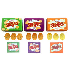 Make Me Iconic Australian Arnott's Shapes Play Food Contents