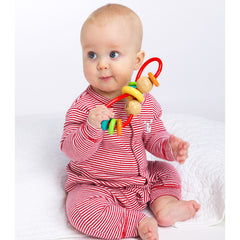 Manhattan Toy Company Skwinkle Baby Rattle 2