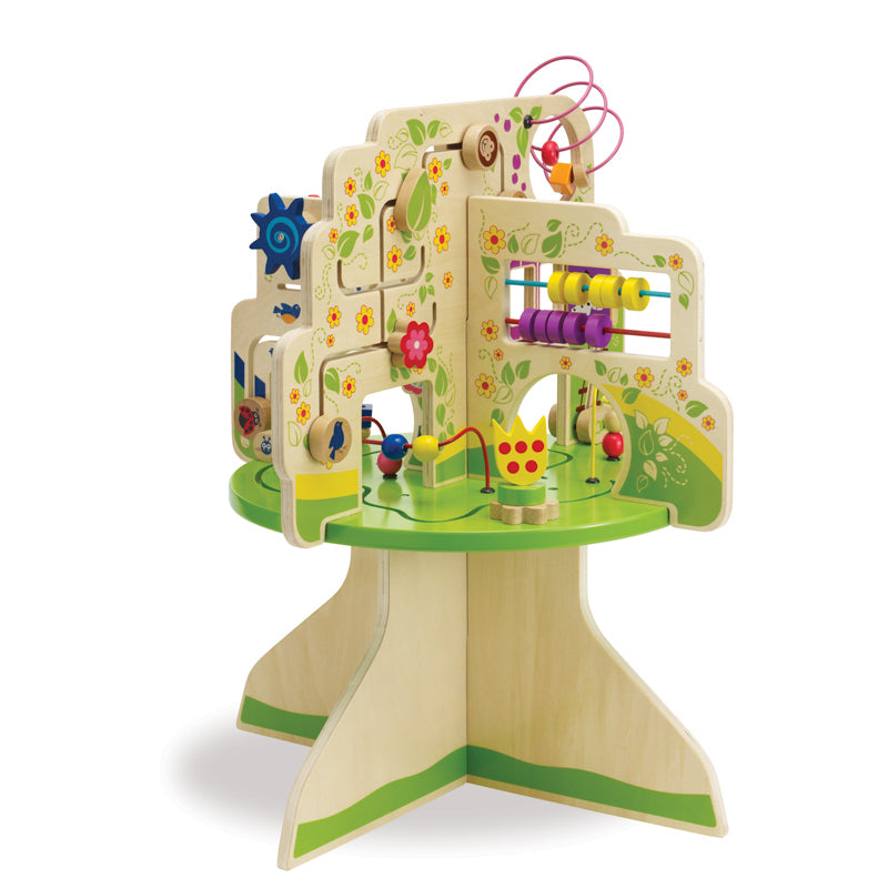 Manhattan Toy Company Tree Top Adventure Activity Table