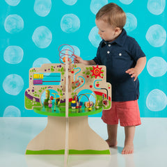Manhattan Toy Company Tree Top Adventure Activity Table Boy