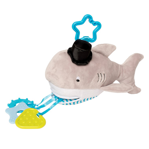 Manhattan Toy Company Zip & Play Shark