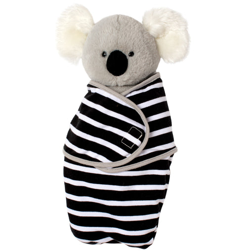 Manhattan Toy Company Koala in Swaddle Blanket