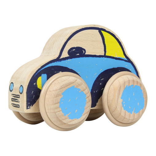Masterkidz Crayon Family Car