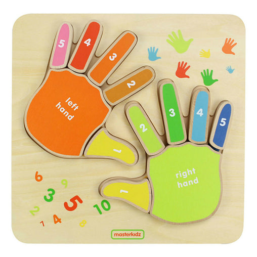 Masterkidz Fingers Counting Board