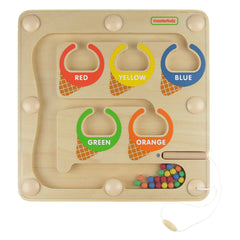 Masterkidz Colour Sorting Magnetic Maze