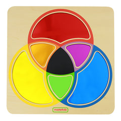 Masterkidz Colour Mixing Learning Mirror