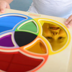 Masterkidz Colour Mixing Learning Mirror Reflection