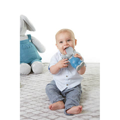 Meiya & Alvin - Alvin Elephant all Rubber Squeaker Toy Baby