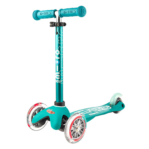 Mini Micro Scooter Deluxe Aqua