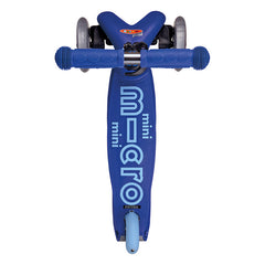 Mini Micro Scooter Deluxe Blue Top View